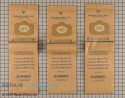 Vacuum Bag 190679S Main Product View
