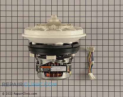Pump and Motor Assembly W10428774 Main Product View