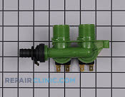 Water Inlet Valve - Part # 1378625 Mfg Part # 134892500