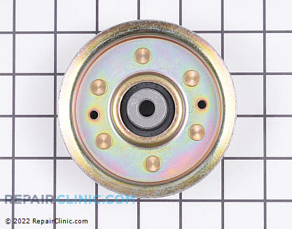 Flat Idler Pulley 07300028 Main Product View