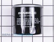Oil Filter - Part # 1941886 Mfg Part # 70185GS
