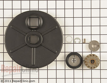 Wheel Spindle 532193367 Main Product View