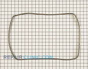 Door Seal - Part # 1084561 Mfg Part # WB02X10887
