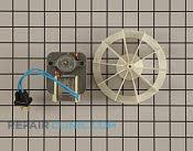 Fan Motor - Part # 1172611 Mfg Part # S97012038