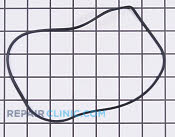 Air Cleaner Gasket - Part # 1732392 Mfg Part # 11009-2434