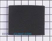 Foam Filter - Part # 1605739 Mfg Part # 1JW1100000