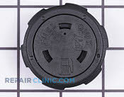 Gas Cap - Part # 1830416 Mfg Part # 753-04033