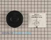 Trimmer Head - Part # 1756501 Mfg Part # 59075-2018
