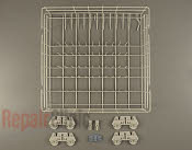 Lower Dishrack Assembly - Part # 1557748 Mfg Part # W10311986