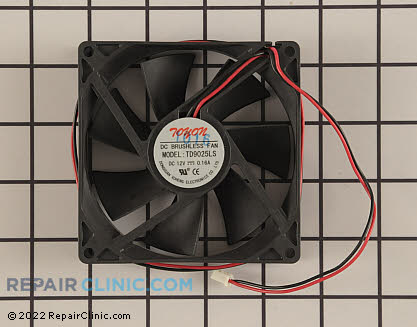 Fan Motor RF-2750-50 Main Product View