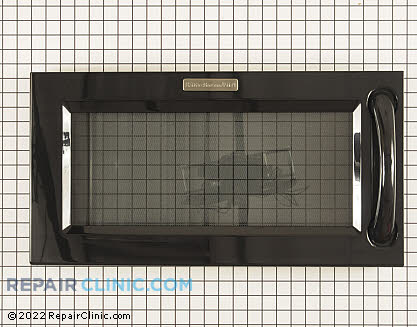Microwave Oven Door 8185163         Main Product View