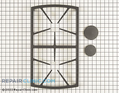 Burner Grate 72466SB Main Product View