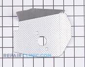Muffler Gasket - Part # 1796022 Mfg Part # 18381-ZG9-M00