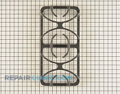 Burner Grate - Part # 1165066 Mfg Part # 318231304