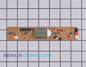 User Control and Display Board - Part # 1567064 Mfg Part # RF-5210-38