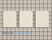 HEPA Filter - Part # 1662304 Mfg Part # 61505