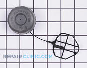 Gas Cap - Part # 1995749 Mfg Part # 530058743