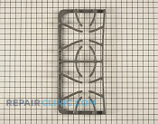 Burner Grate - Part # 1373159 Mfg Part # 316499501