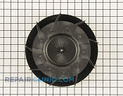 Blower Wheel - Part # 1217386 Mfg Part # AC-2750-18