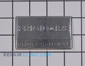 Name Plate - Part # 1513167 Mfg Part # 242015101