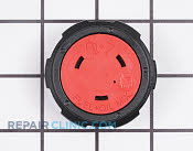 Gas Cap - Part # 1840968 Mfg Part # 791-182612