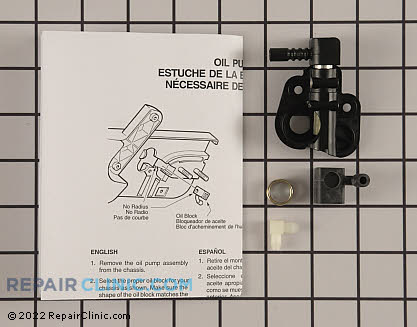 Oil Pump 530071259 Main Product View