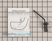 Fuel Line - Part # 1995891 Mfg Part # 545081897