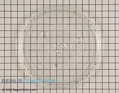Glass Tray MW-7600-24 Main Product View
