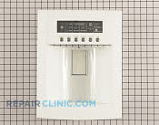 Dispenser Façade - Part # 1300007 Mfg Part # 3211JA1045Q