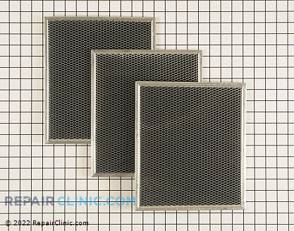 Charcoal Filter W10412939       Main Product View