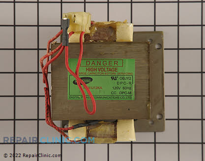 High Voltage Transformer DE26-00090A     Main Product View