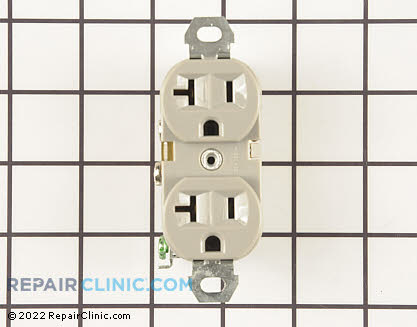 Receptacle 197731GS Main Product View