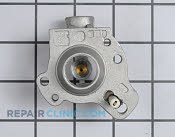 Surface Burner Orifice Holder - Part # 1449360 Mfg Part # W10128450