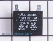 Capacitor - Part # 1216204 Mfg Part # AC-1400-25