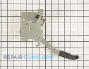 Door Latch - Part # 1555806 Mfg Part # WB02K10266