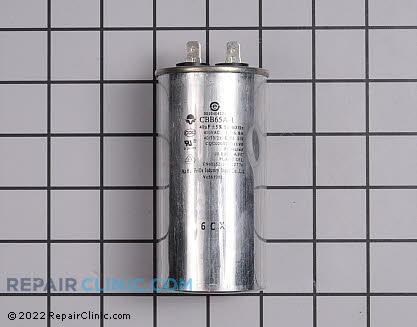Capacitor AC-1400-107     Main Product View