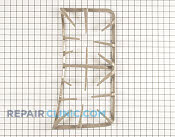 Burner Grate - Part # 1167381 Mfg Part # WB31K10154