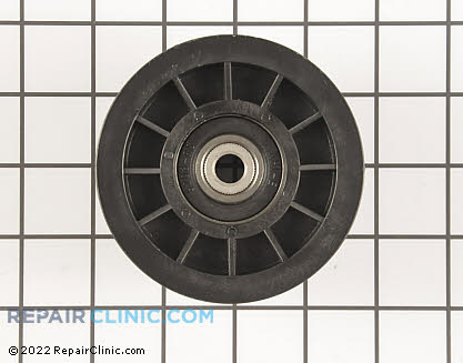 Flat Idler Pulley 532179114 Main Product View