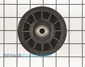 Flat Idler Pulley - Part # 1926136 Mfg Part # 532179114