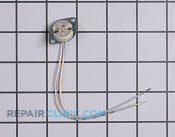 Light Socket - Part # 1550777 Mfg Part # SB02300688