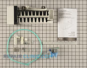 Ice Maker Assembly - Part # 1257716 Mfg Part # RF-3745-02