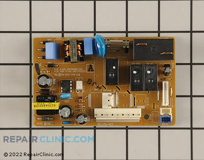 Main Control Board 6871A20271A     Main Product View