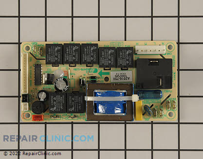 Main Control Board AC-5210-139     Main Product View