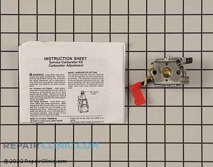 Carburetor 530071637 Main Product View