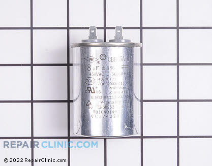 Capacitor AC-1400-128 Main Product View