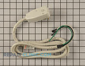 Power Cord - Part # 1257181 Mfg Part # AC-1900-41