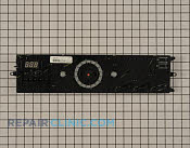 User Control and Display Board - Part # 1877681 Mfg Part # W10336133