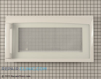 Microwave Oven Door 3511726110W Main Product View