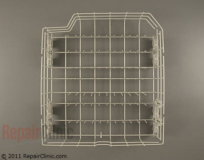 Lower Dishrack Assembly 8193989 Main Product View