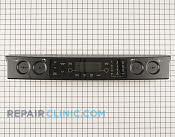 Touchpad and Control Panel - Part # 1482209 Mfg Part # W10206078